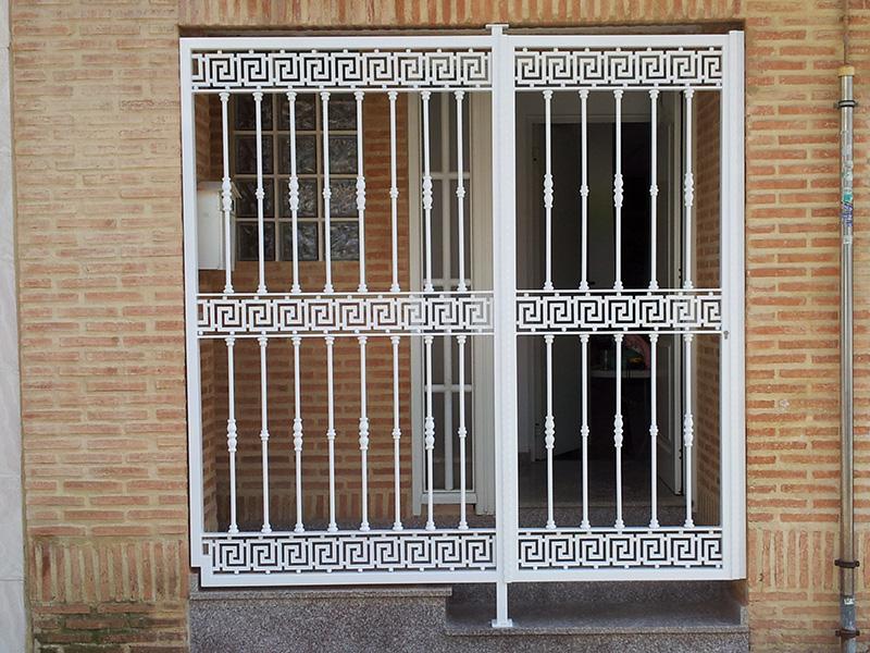 Cancela en hierro forjado artmeval - Cancelas de hierro ...